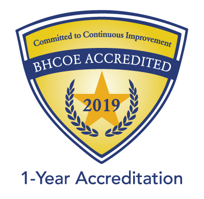 BHOCE Accreditation