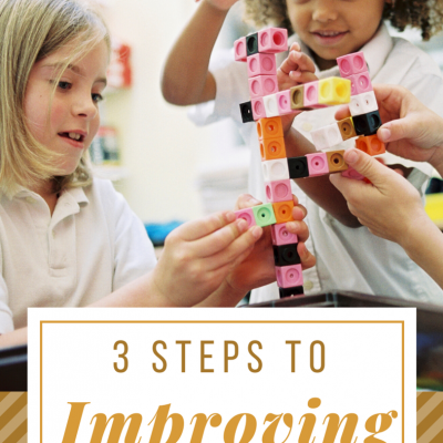 Three Steps to Improving Social Skills