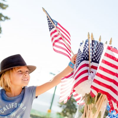 5 Sensory Friendly Ideas for 4th of July